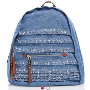 JEANS BACKPACK 🎒